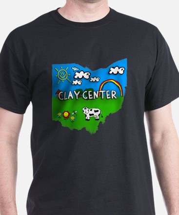 Clay Center T-Shirt