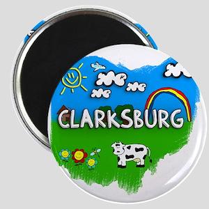 Clarksburg Magnet