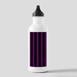 nooksleevepinkpinstrip Stainless Water Bottle 1.0L