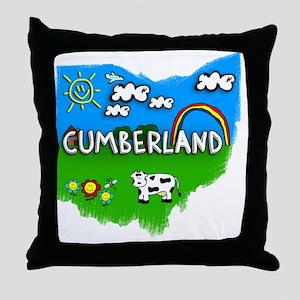 Cumberland Throw Pillow