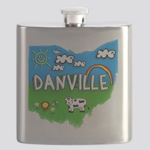 Danville Flask