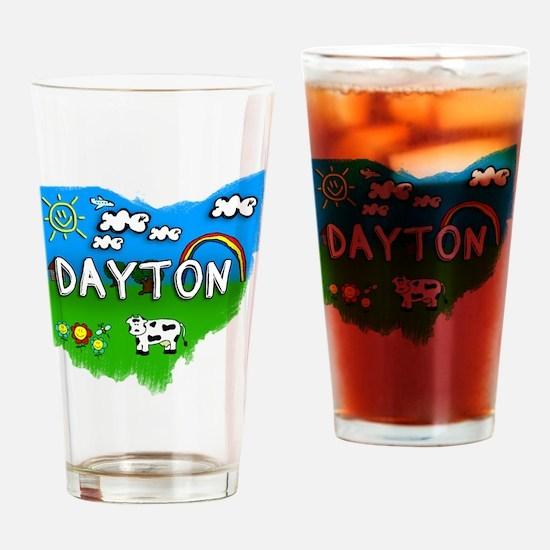 Dayton Drinking Glass