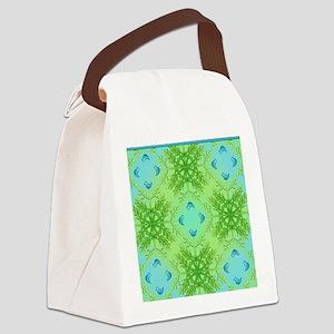 HappyHugrMPgShowerC Canvas Lunch Bag