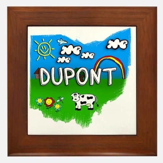 Dupont Framed Tile