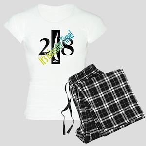i28_lg_islandtime Women's Light Pajamas