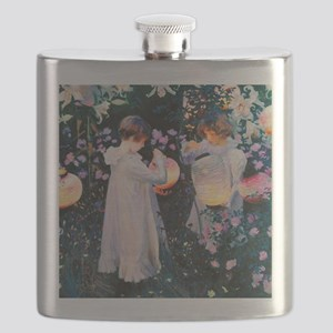 iPad Sargent Lily Flask