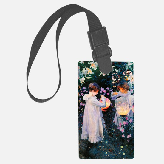 iPad Sargent Lily Luggage Tag