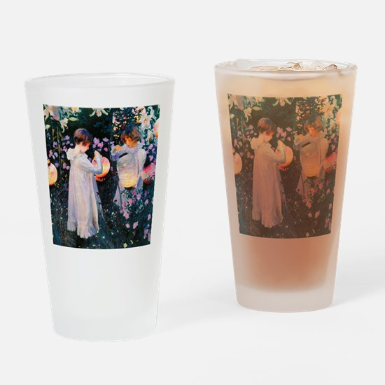 iPad Sargent Lily Drinking Glass