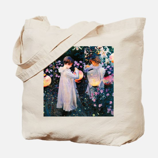 iPad Sargent Lily Tote Bag
