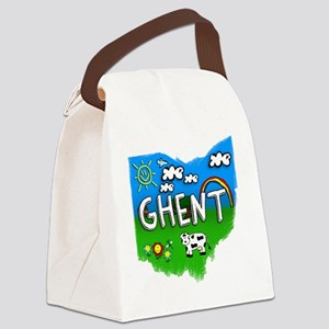 Ghent Canvas Lunch Bag