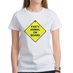 Party animal on board T-Shirt