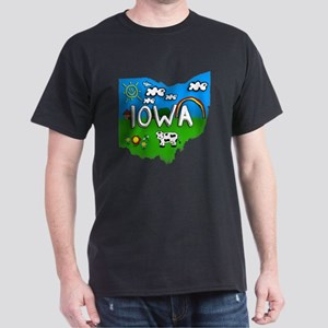Iowa Dark T-Shirt