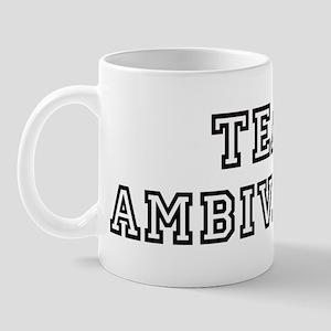 Team AMBIVALENT Mug