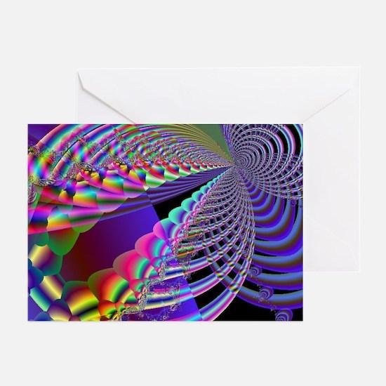 FractalMaggic Greeting Cards (Pk of 10)