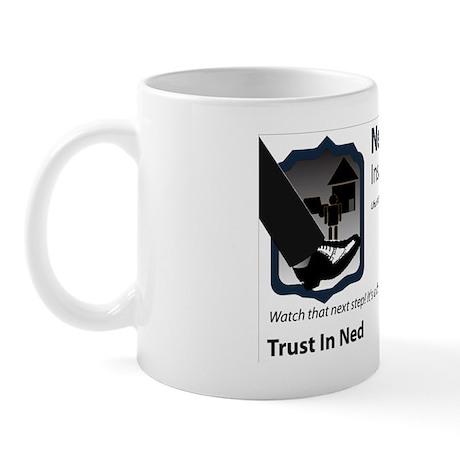 Ned Ryerson Insurance Mug by Admin_CP12420759