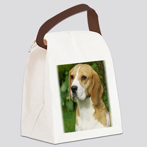 Beagle 9K34D-17 Canvas Lunch Bag