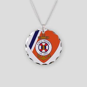 BOnnie 6-Logo Necklace Circle Charm