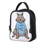 Have a Mice day Neoprene Lunch Bag