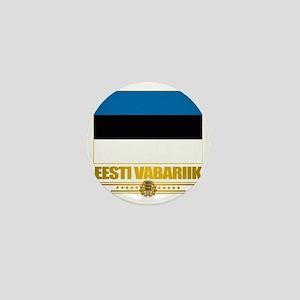 Estonia (Flag 10)2 Mini Button