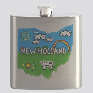 New Holland Flask