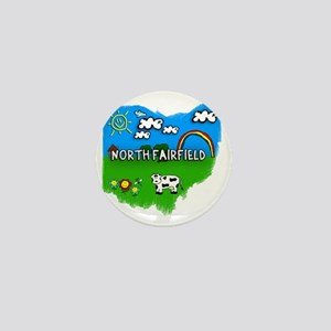 North Fairfield Mini Button