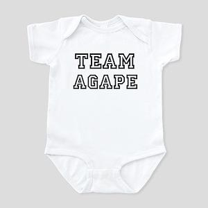 Team AGAPE Infant Bodysuit