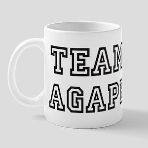 Team AGAPE Mug