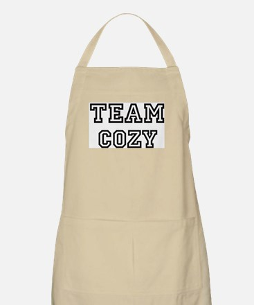 COZY is my lucky charm BBQ Apron