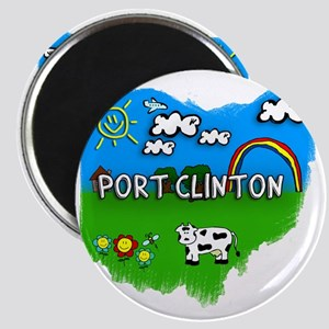 Port Clinton Magnet