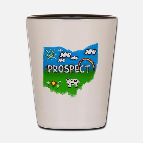 Prospect Shot Glass
