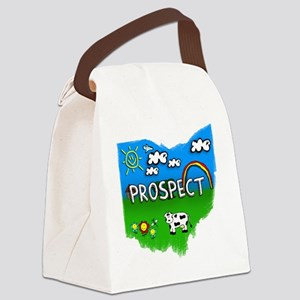 Prospect Canvas Lunch Bag