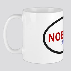 nobama 2012 oval rec 1 Mug