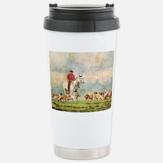 fhshhoulder Stainless Steel Travel Mug