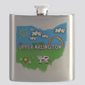 Upper Arlington Flask