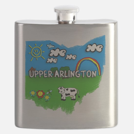 Upper Arlington Flask