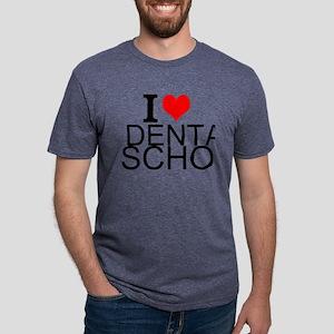 I Love Dental School T-Shirt