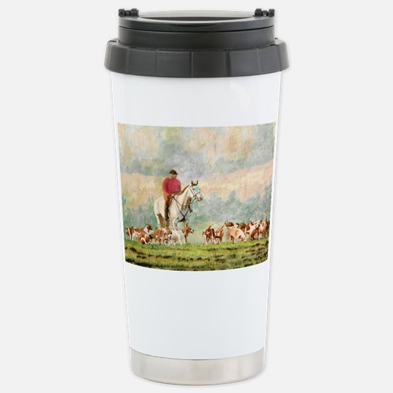 fhsticker Stainless Steel Travel Mug