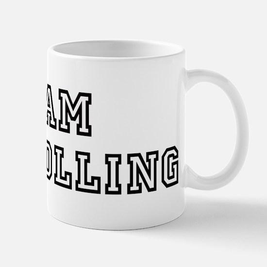 CONTROLLING is my lucky charm Mug