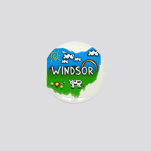 Windsor Mini Button