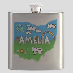 Amelia Flask