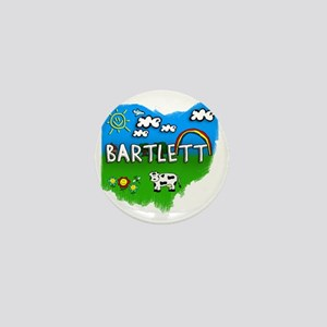 Bartlett Mini Button