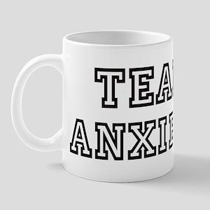 Team ANXIETY Mug