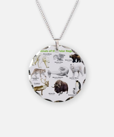 Animals of the Polar Regions Necklace