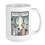 Sniff the Bride Mugs