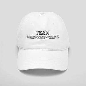 Team ACCIDENT-PRONE Cap