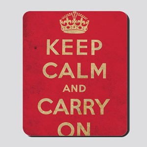 keepcalm21 Mousepad