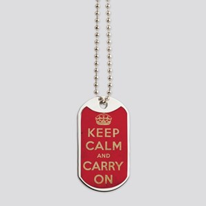 keepcalm21 Dog Tags
