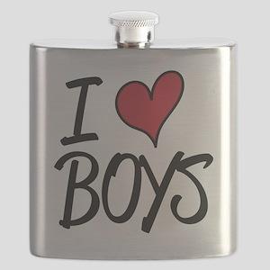 Iheartboys Flask