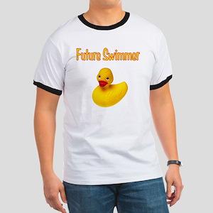 Future_Swimmer Ringer T