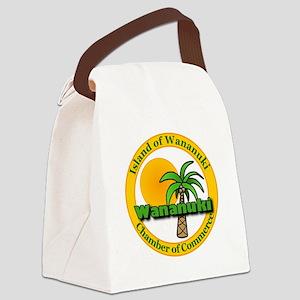 Wananuki CoC2 Canvas Lunch Bag